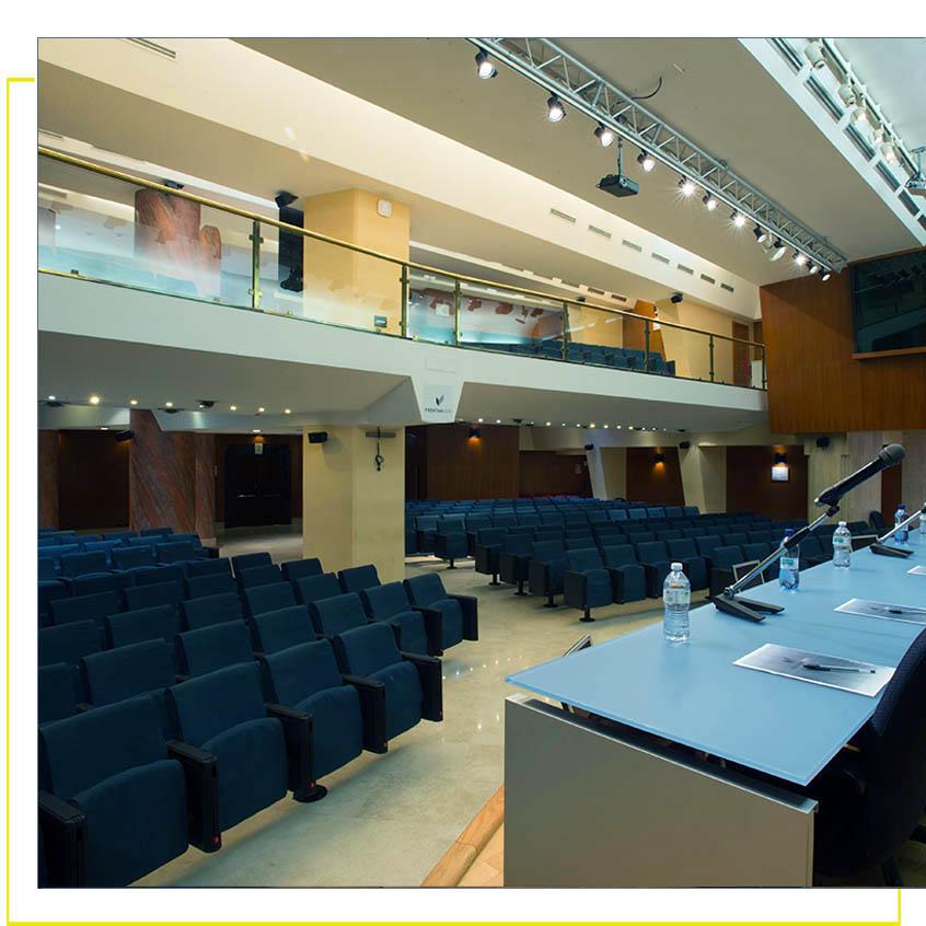 sala Auditorium Centro Congressi Frentani