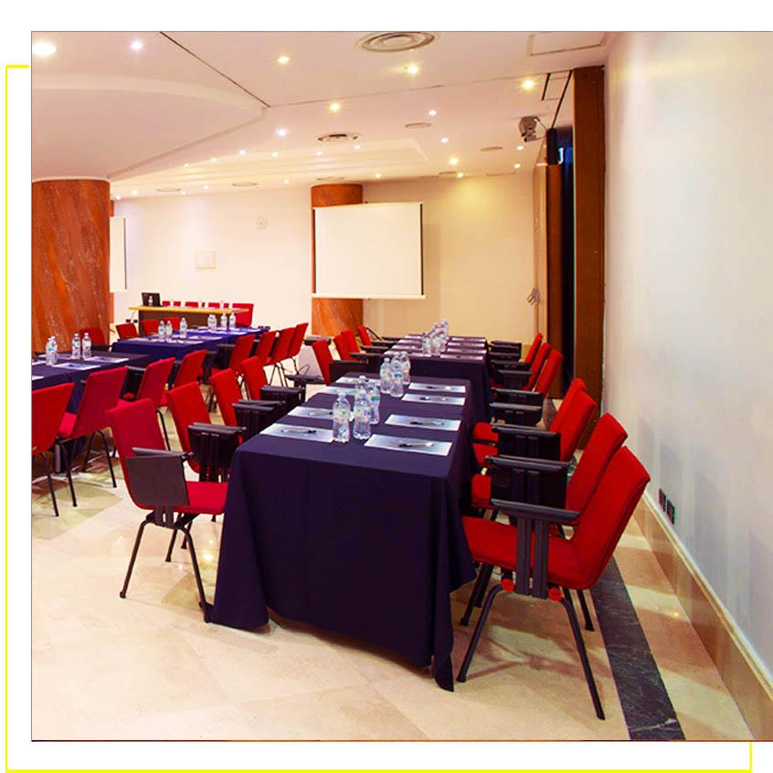 sala Caudini Centro Congressi Frentani
