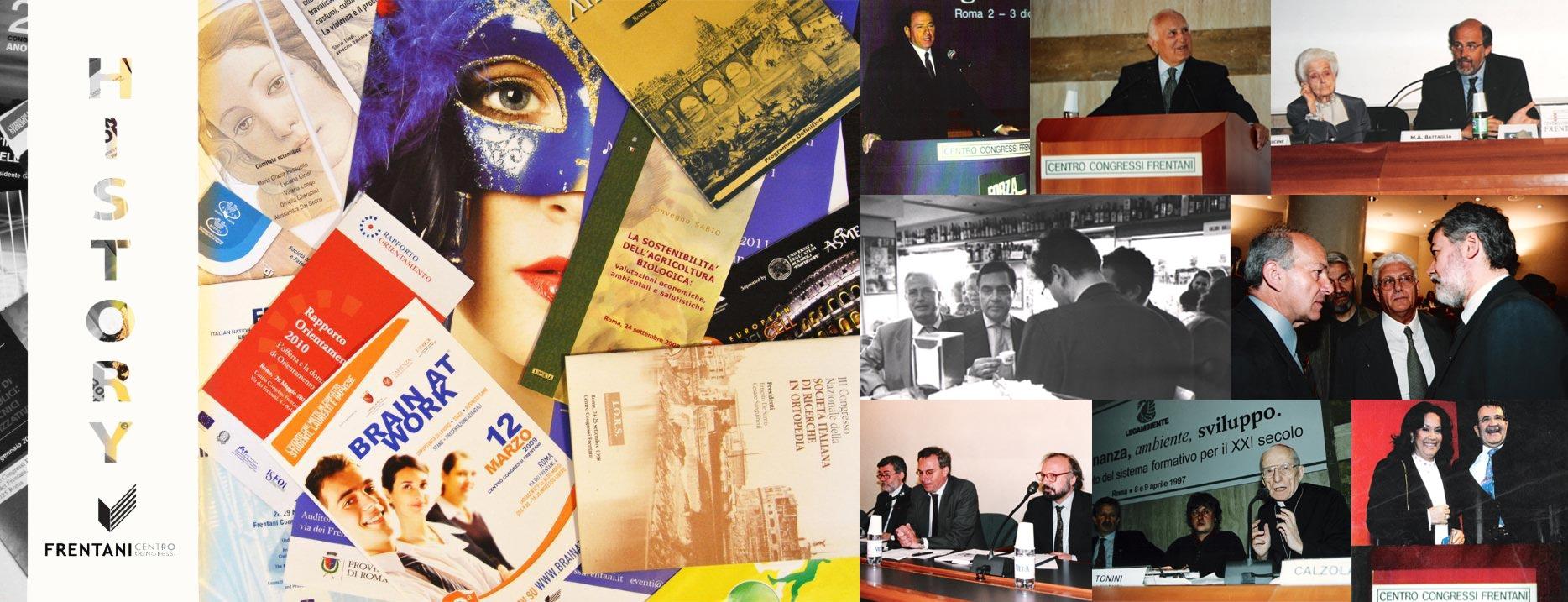 Storia del Centro Congressi Frentani