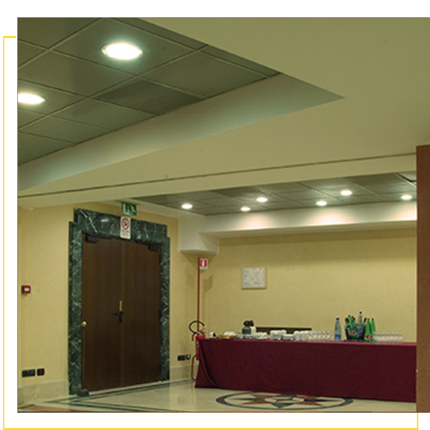 sala Marsi Centro Congressi Frentani