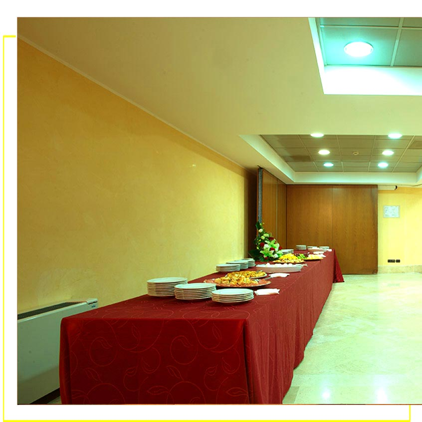 sala Sabelli Centro Congressi Frentani