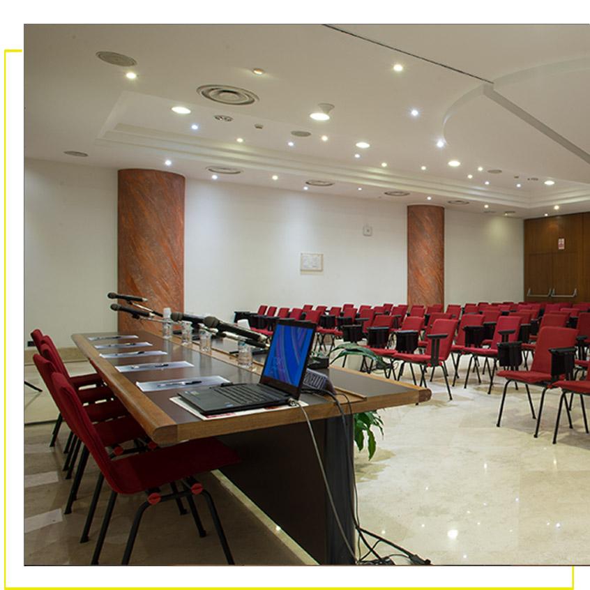 Sala Taurini Centro Congressi Frentani