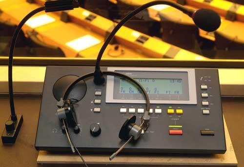 Centro Congressi Frentani traduzione simultanea