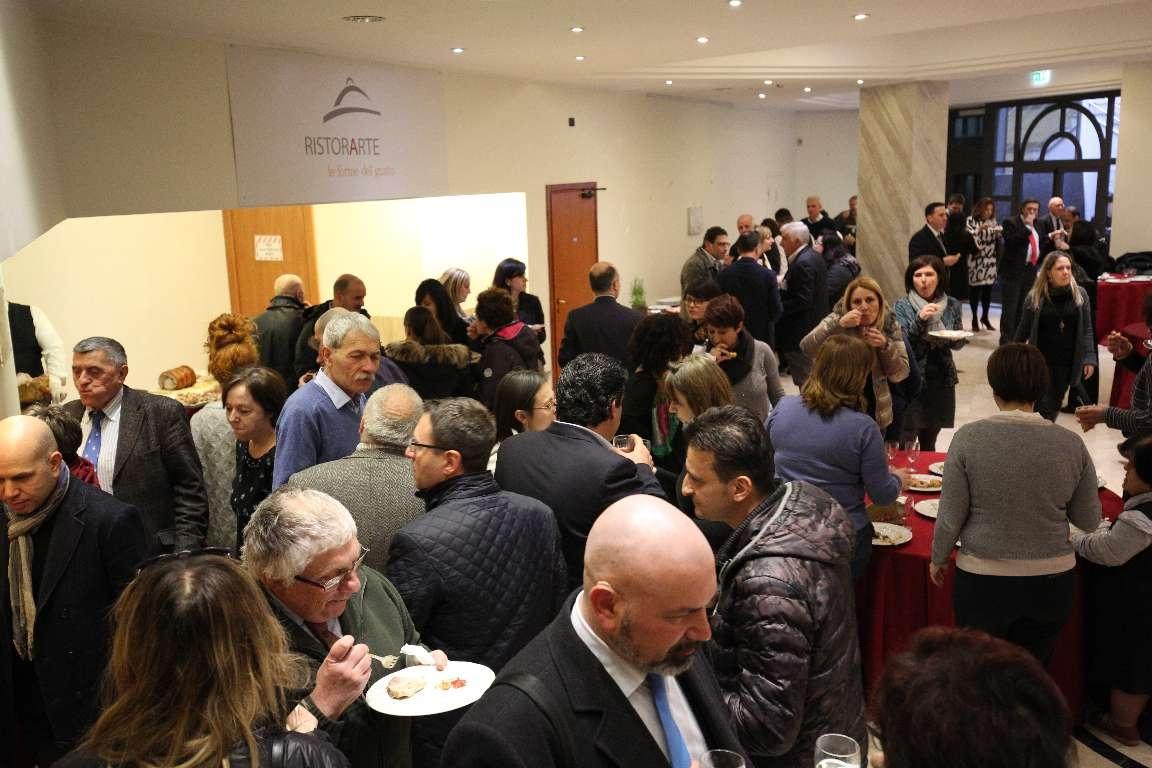 Ristorarte Centro Congressi Frentani