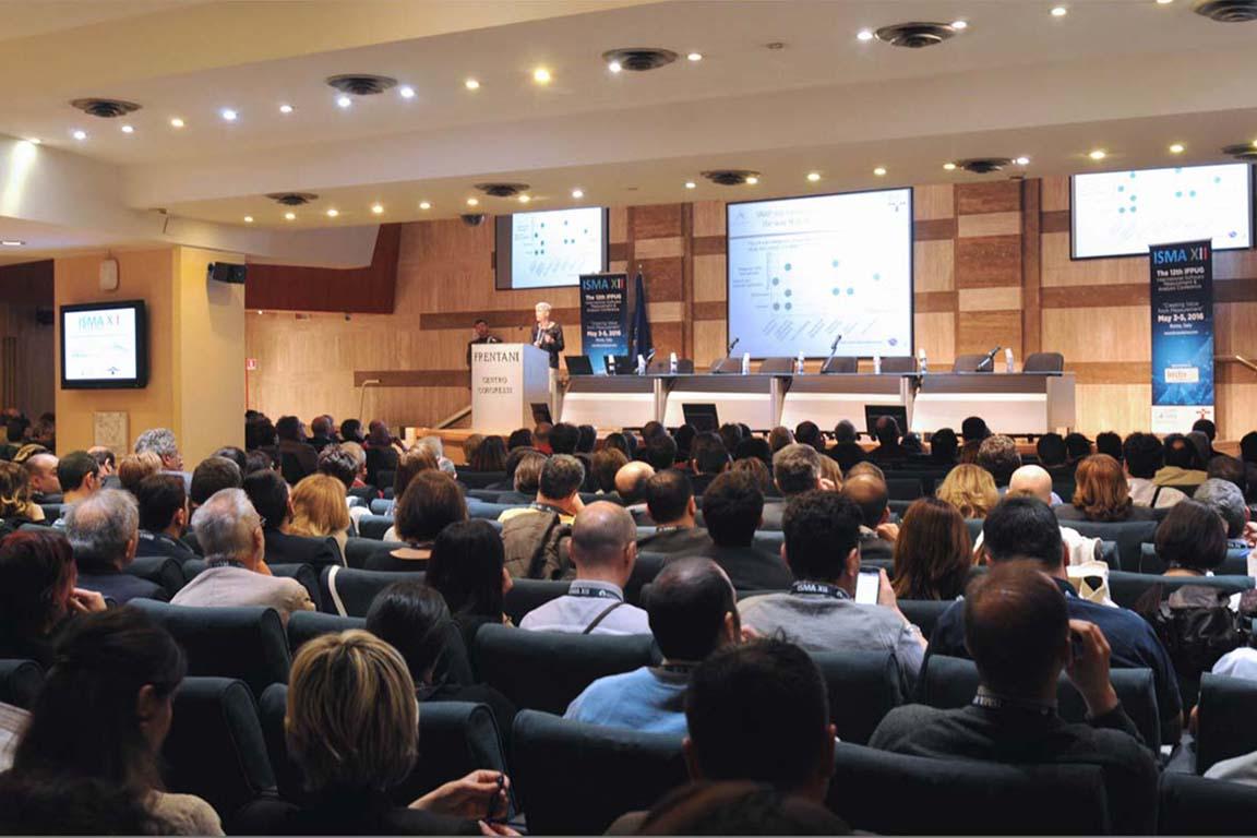 sala congressi Centro Congressi Frentani